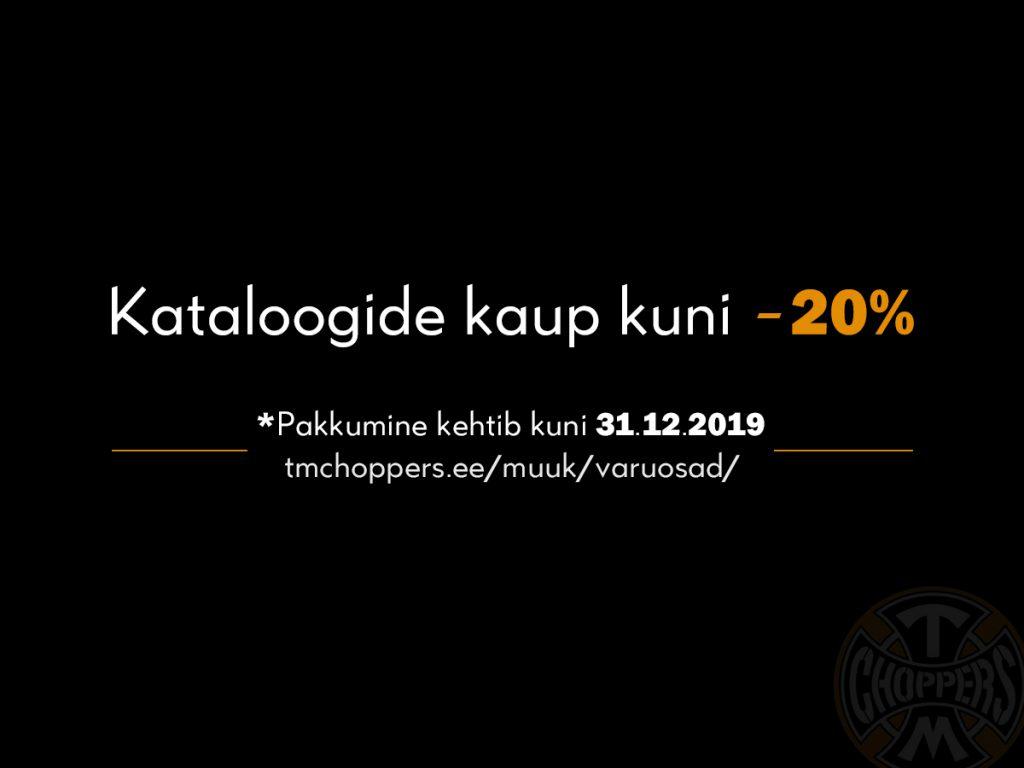TMChoppers kampaania 2019