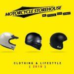 Motorcyclestorehouse kataloogi riided
